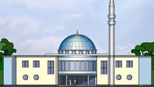 Neubau Türk. Gemeindezentrum Do-Hörde