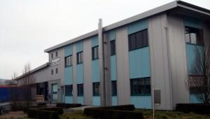 Neubau Logistikzentrum Stauffenberg